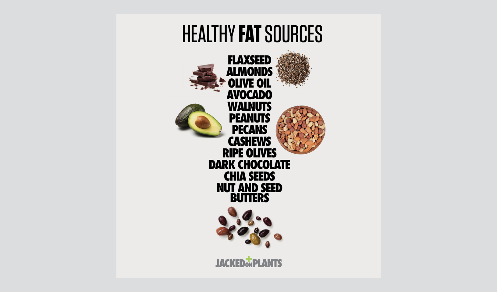 Plant based fats healthy