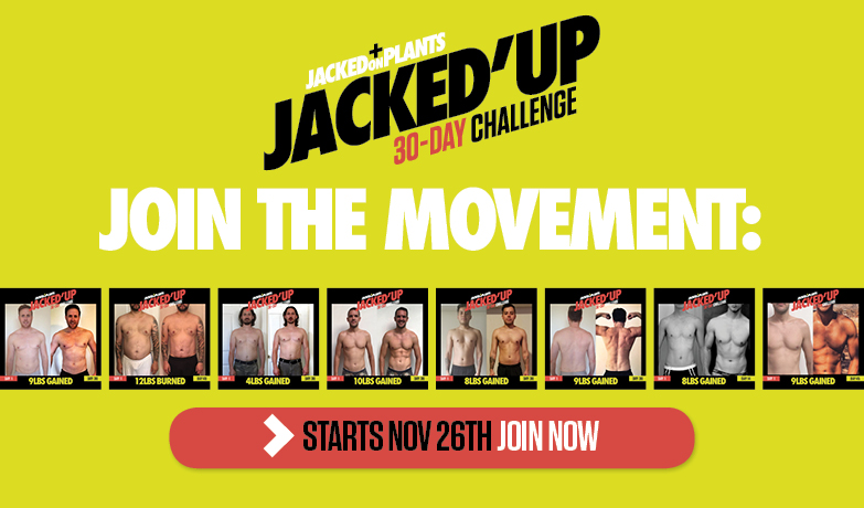 JACKED'UP - the movement